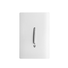 Conjunto Pulsador para Minuteria 4x2 - Novara White