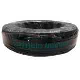 Cabo Paralelo 2 x 0.50mm 100mts Preto