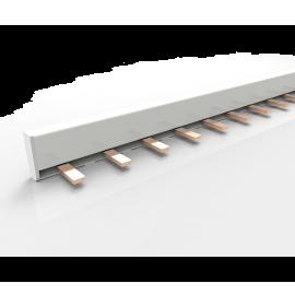 Barramento 12 Polos / 21 cm monofásico - ENERBRAS