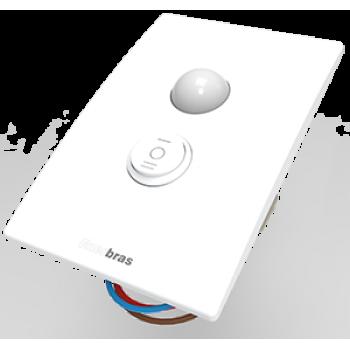 Sensor de Presença com Infravermelho e Fotocélula 120° - Enerbras