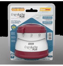 Enerducha Plus Vermelho Vinho - 127V /5400W - Enerbras
