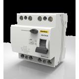 Interruptor Diferencial Residual Tetrapolar de 40A - ENERBRAS