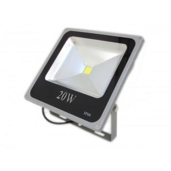 Refletor LED 20W Aprova D'agua - IP66