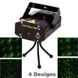 Laser Balada - Projeta 4 desings diferentes