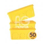 Caixinha 4x2 Pacote 50 pçs Tramontina