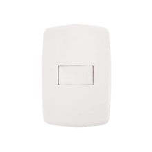 Conjunto Interruptor Simples 4x2 - Montreal