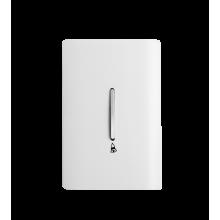 Conjunto Pulsador para Campainha 4x2 - Novara White