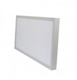Painel de LED 45W Sobrepor 30x60 - Branco Frio