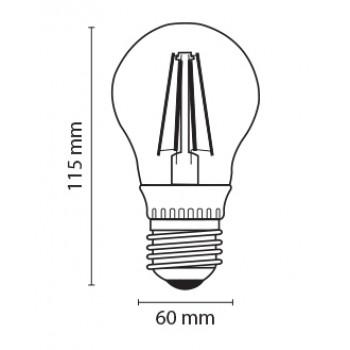 Filamento Bolinha  6W - 6500k
