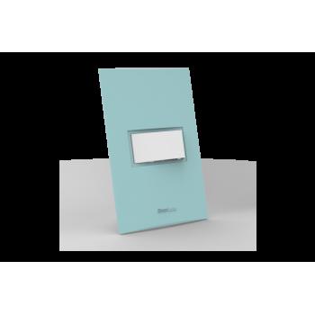 Conjunto Interruptor Paralelo - Beleze Verde Pastel