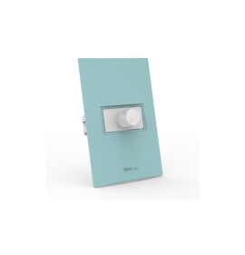 Conjunto Dimmer 250w 127v - Beleze Verde Pastel