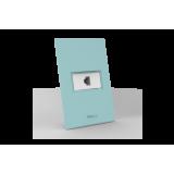 Conjunto RJ11 Telefone - Beleze Verde Pastel