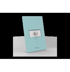 Conjunto Coaxial - Beleze Verde Pastel