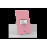Conjunto Dimmer 250w 127v - Beleze Rosa Pastel