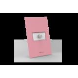 Conjunto Coaxial - Beleze Rosa Pastel