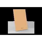 Conjunto Placa Cega 4x2 - Beleze Laranja Pastel