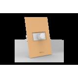 Conjunto Dimmer 250w 127v - Beleze Laranja Pastel