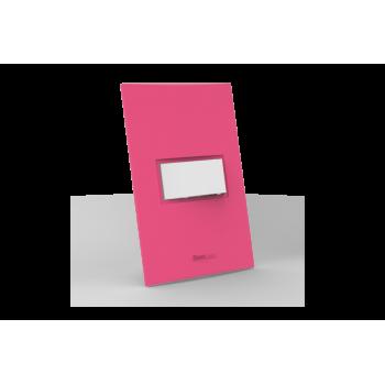 Conjunto Interruptor Paralelo - Beleze Rosa