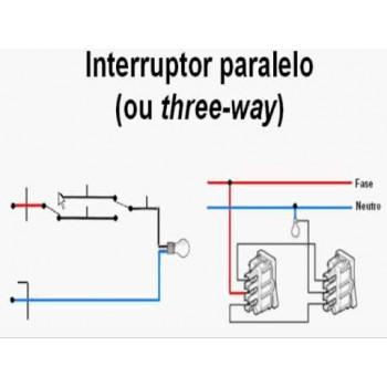 Módulo Interruptor Paralelo  - Novara Gold