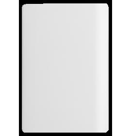 Placa Cega 4x2 - Novara Branca