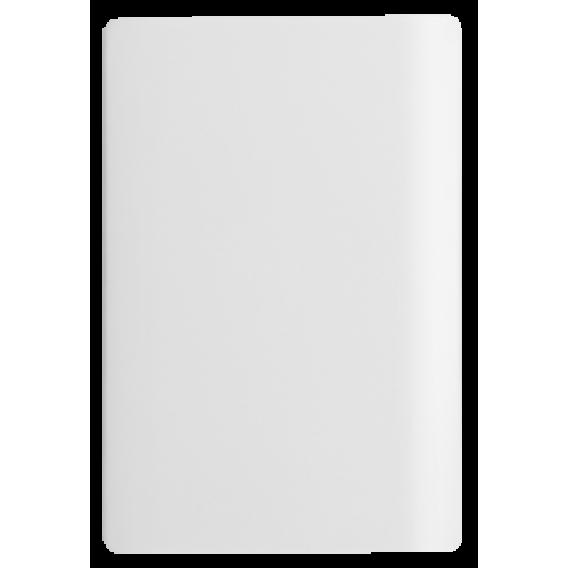 Placa Cega 4x2 - Novara White