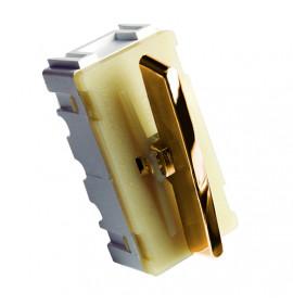 Módulo Interruptor Bipolar Paralelo - Novara Gold