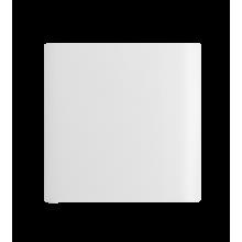 Placa 4x4 Cega - Novara White