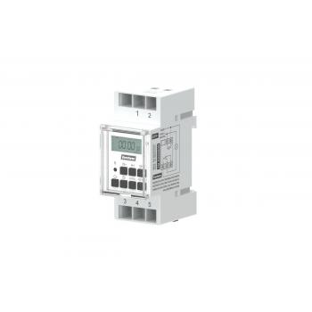 Temporizador Digital Para Trilho Din 127v - Enerbras