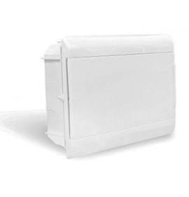 Quadro Ouro Box 12 Módulo DIN Embutir - STECK
