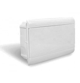 Quadro Ouro Box 16 Módulo DIN Embutir - STECK