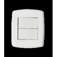 Interruptor Duplor Simples - Sistema X Veneza