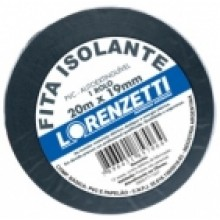 Fita Isolante 20m x 19mm - Lorenzetti