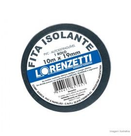 Fita Isolante 10m x 19mm - Lorenzetti