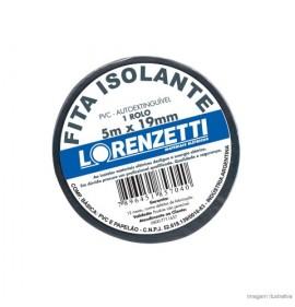 Fita Isolante 5m x 19mm - Lorenzetti