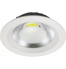Painel Spot de LED 10W 16cm - Sobrepor
