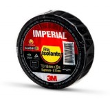 Fita Isolante Imperial 3M 20MTS X 19MM