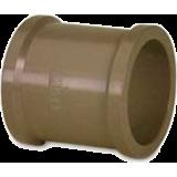Luva 25mm Marrom - Corr Plastik